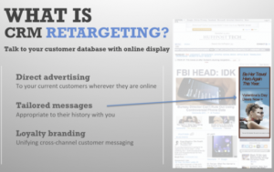 CRM Retargeting | Anchor Computer